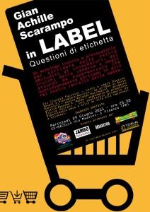 LABEL: questioni di etichetta - Spettacolo Teatrale @ Centro Pastorale Giovanni XXIII | Seriate | Lombardia | Italia