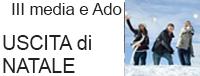 Uscita Terza Media @ Casa Autogestita a Bagolino | Bagolino | Lombardia | Italia