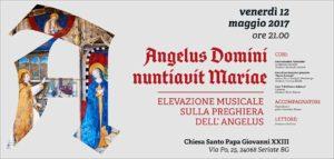 Festa di Paderno - ANGELUS DOMINI (Elevazione Musicale) @ Centro Pastorale Giovanni XXIII | Seriate | Lombardia | Italia