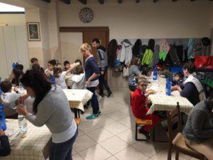 Pic-nic per tutti i ragazzi e le famiglie della catechesi (zona Risveglio) @ Centro pastorale Giovanni XXIII