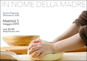IN NOME DELLA MADRE di Erri de Luca, a cura di Simona Zanini @ Chiesa san Giovanni XXIII | Seriate | Lombardia | Italia