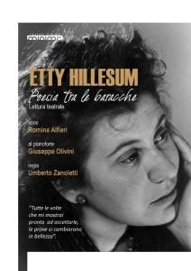 Etty Hillesum - Poesia tra le baracche @ Teatro Aurora | Seriate | Lombardia | Italia