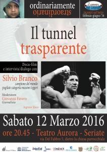 il tunnel trasparente @ Teatro Aurora | Seriate | Lombardia | Italia