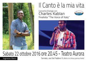Il canto è la mia vita @ Teatro Aurora | Seriate | Lombardia | Italia