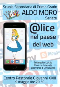 Festa di Paderno - @LICE NEL PAESE DEL WEB (COMMEDIA MUSICALE) @ Centro Pastorale Giovanni XXIII | Seriate | Lombardia | Italia